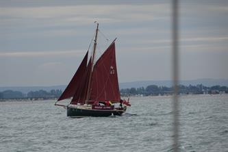 Chichester bound from Bembridge 2